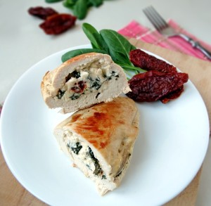 Chicken-Breast-Stuffed-With-Feta-Spinach-And-Sun-Dried-Tomatoes