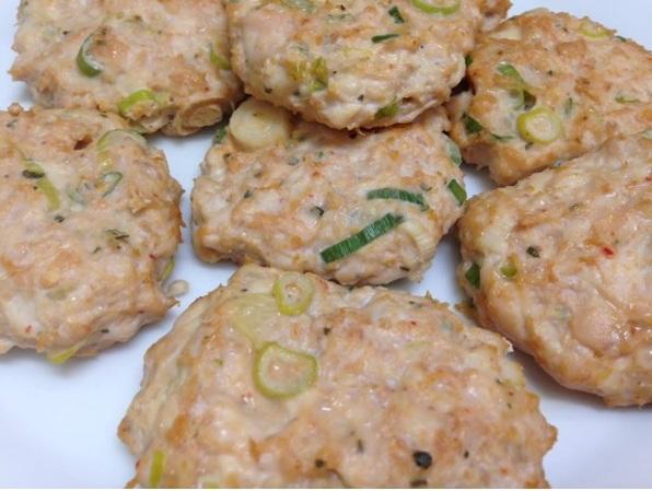 Thai Chicken Rissoles