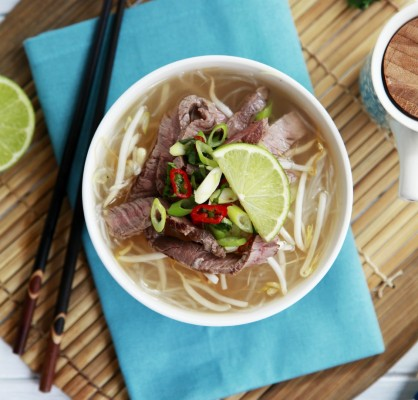 VIETNAMESE BEEF PHO WITH KONJAC NOODLES – PHASE 2